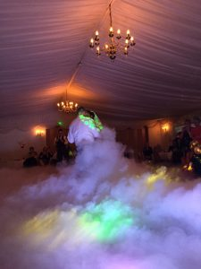 Dancing on Clouds wedding DJ