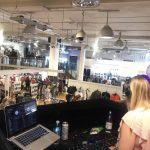 Shop opening DJ Norwich