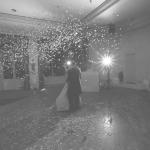 mobile DJ confetti canon